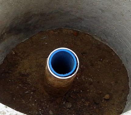Drain hole