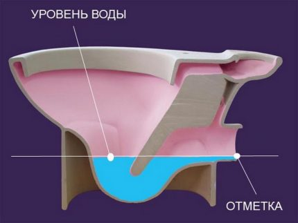 Toilet siphon
