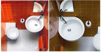 Choosing a toilet model