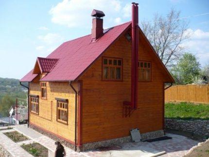 Exigences de conception de la cheminée