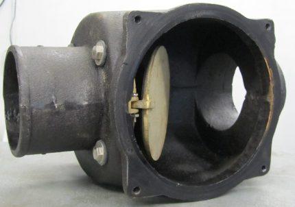 Plieninis atbulinis vožtuvas