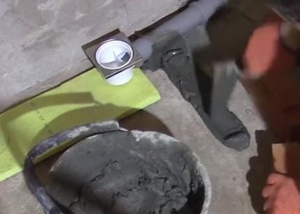 Enkel stege fixering