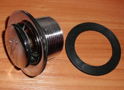 Click-Clack sifon