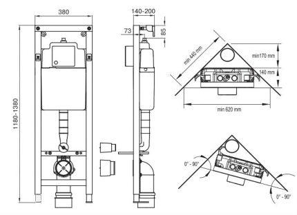 Installation diagram