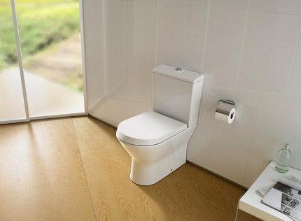 Floor-mounted toilet Roca