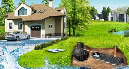Waste Water Filtration System