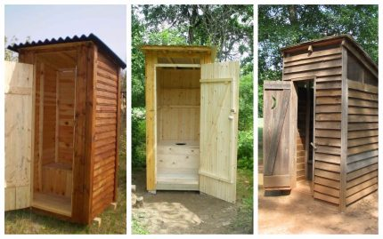 Birdhouse toilet