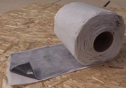 Sewer tape