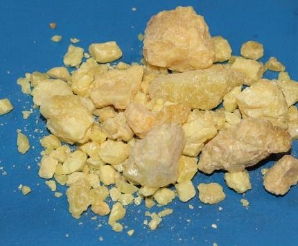 Technical sulfur