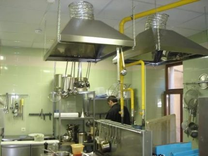 Règles d'organisation d'un système de ventilation