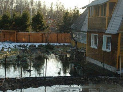 Aizsardzība pret plūdiem