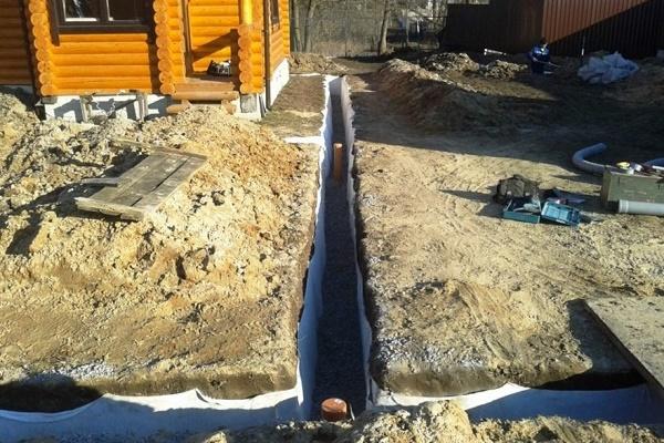 Vietos drenažo projektavimas: kanalizacijos sistemos projektavimo taisyklės