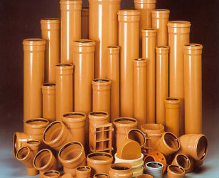 Wavin Pipes