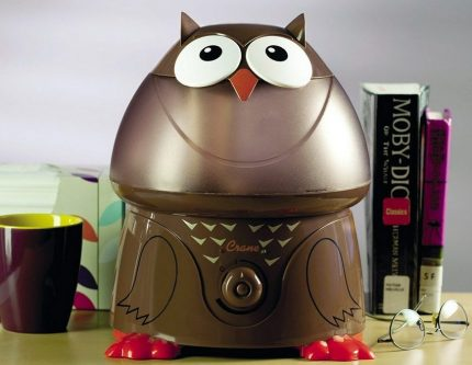 Humidifier for children's rooms