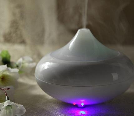 Illuminated Humidifier