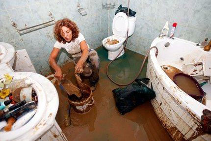 Third party flooding culprits
