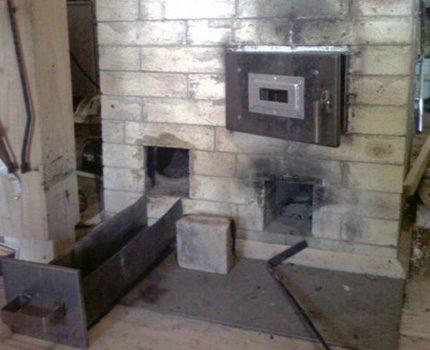 Amélioration de la cheminée