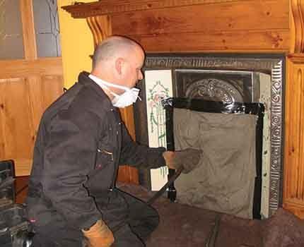 Comment nettoyer la cheminée en douceur