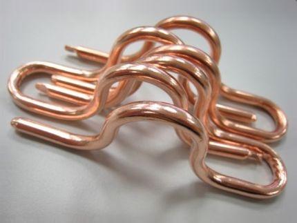 Tuyaux en cuivre