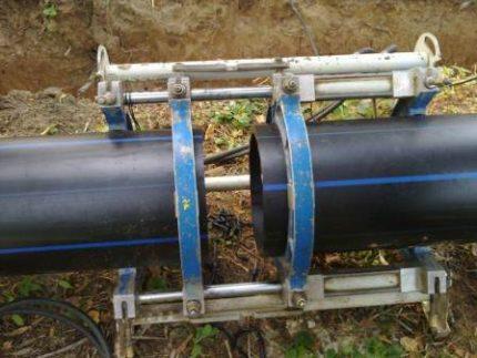 Butt welding technology