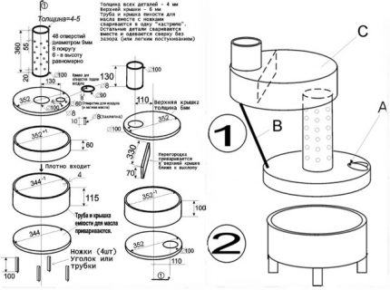 Stove design