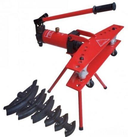 SWG horizontal pipe bending tool