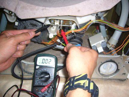 Repair multimeter