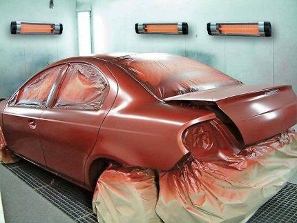 Garage car storage