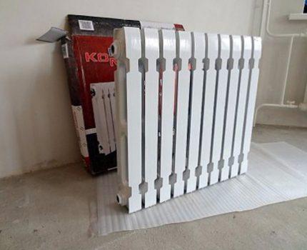 Radiateur Konner Modern
