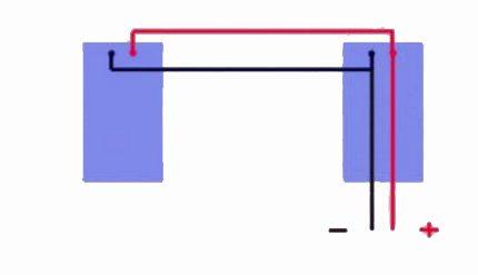 Parallel circuit design