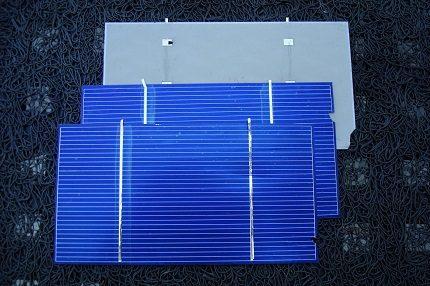 Solar Cells - 36 or 72 Module Kit