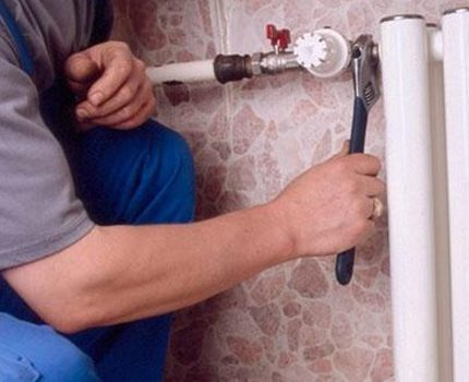 Changing pipes is long and expensive