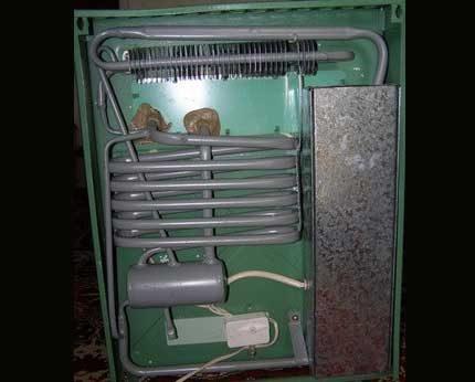 Réfrigérateur à absorption
