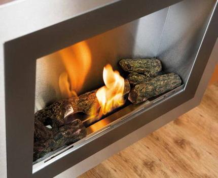 Built-in biofireplace