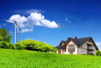 Household wind generator