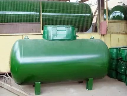 Réservoir de gaz horizontal Antonio Merloni