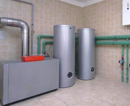 Ground-water heat pump