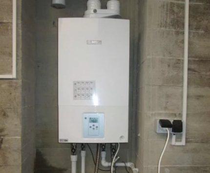 Chaudière à double circuit BOSCH GAZ 6000