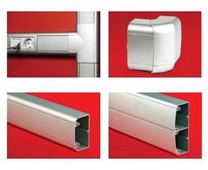 Aluminum conduit