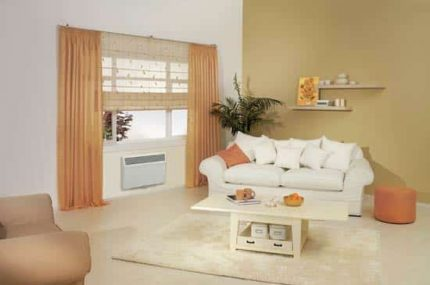 Silent Convector Operation