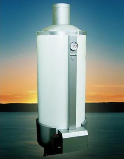 Floor boiler