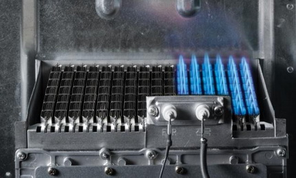 Modulation burner