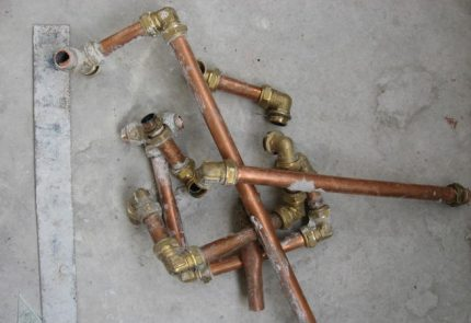Copper alloy composition