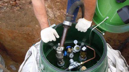 Tank Pressure Testing Process