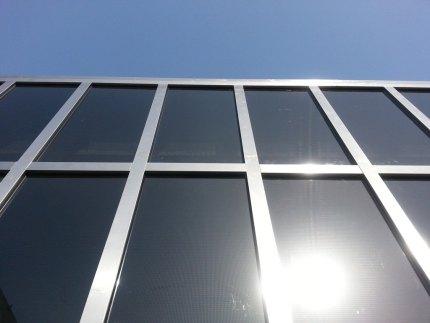 Cadmium telluride panels