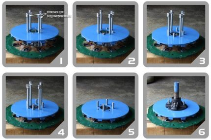 Generator Assembly Process