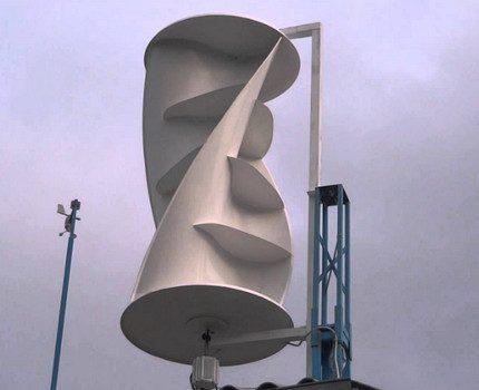 Vertical Axial Rotor Generator