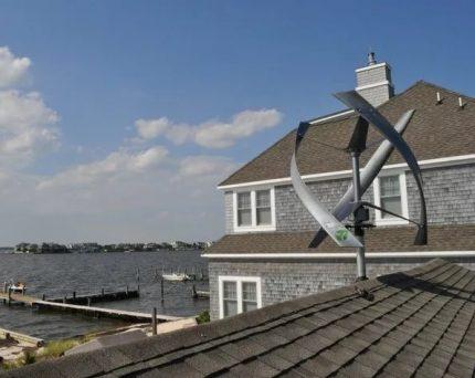 Choosing a household windmill