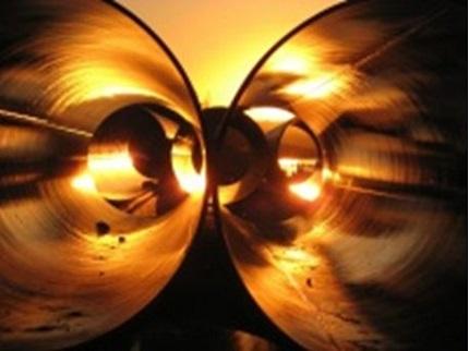 Pipe firing