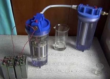 Hydrogen generator cells